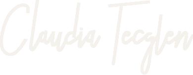 Firma Logotipo Claudia Tecglen