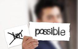 empresario optimista